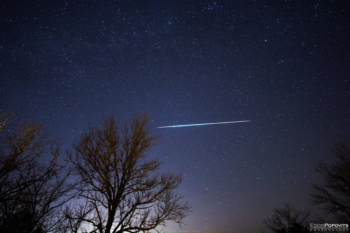 meteor activity outlook for january 9-15  2016