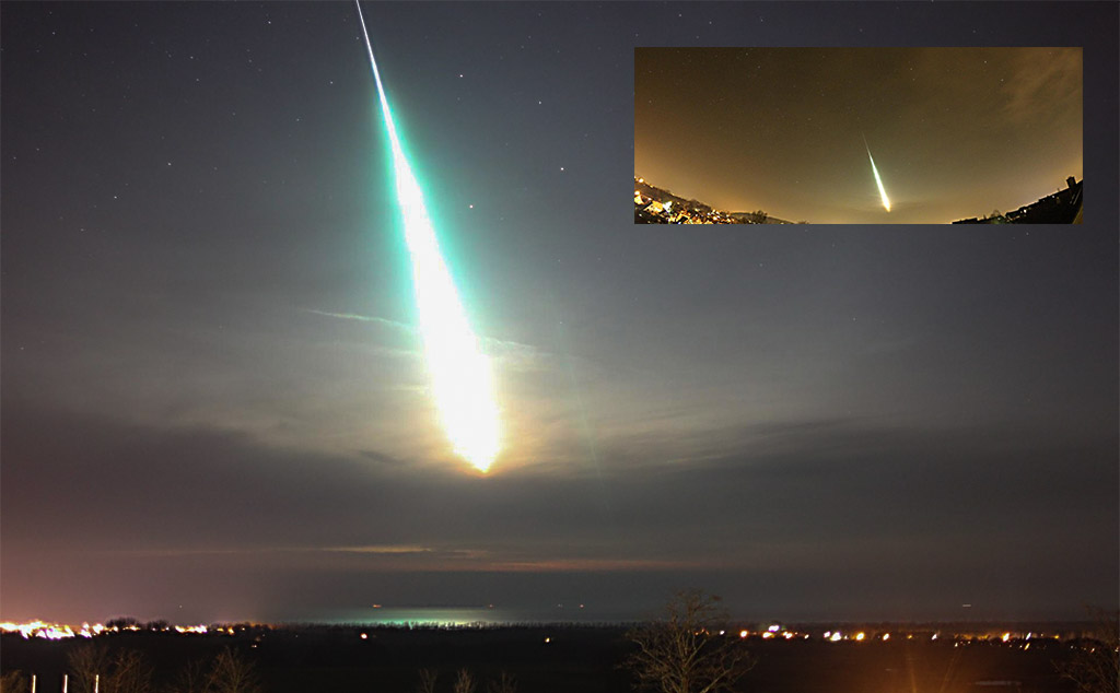 Meteor Activity Outlook For February 13 19 2016