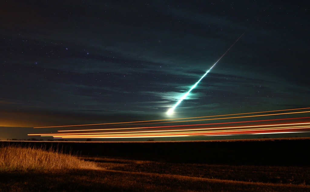 Meteor Activity Outlook for November 5-11, 2016 : American ...
