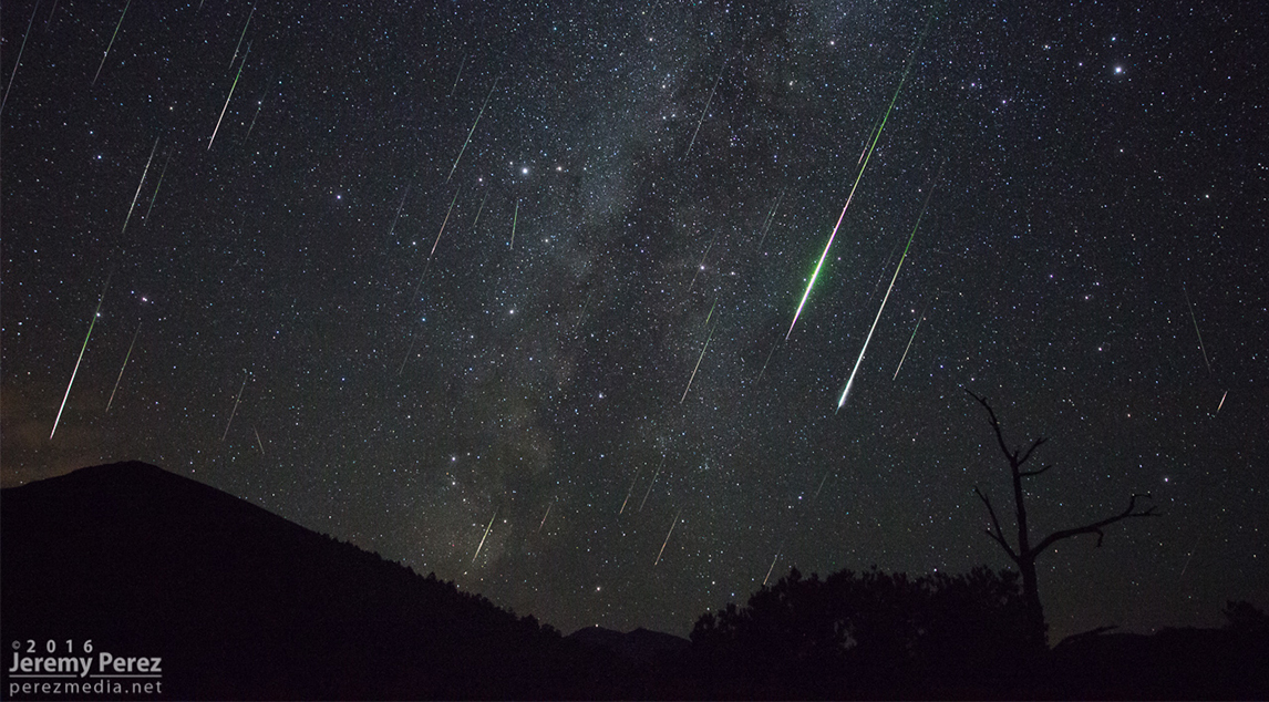 Meteor Activity Outlook for December 31, 2016 – January 6 ...