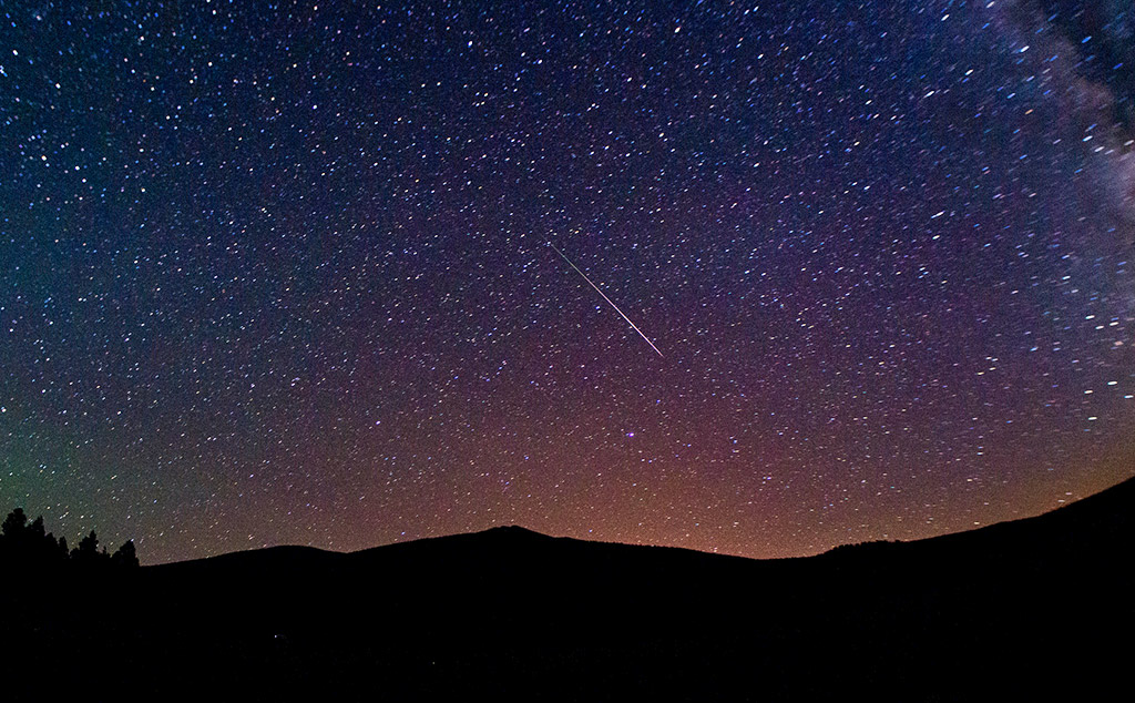 Meteor Activity Outlook for January 7-13, 2017 : American Meteor ...