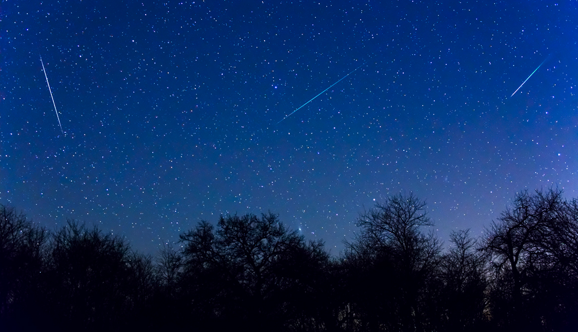 meteor activity outlook for february 25