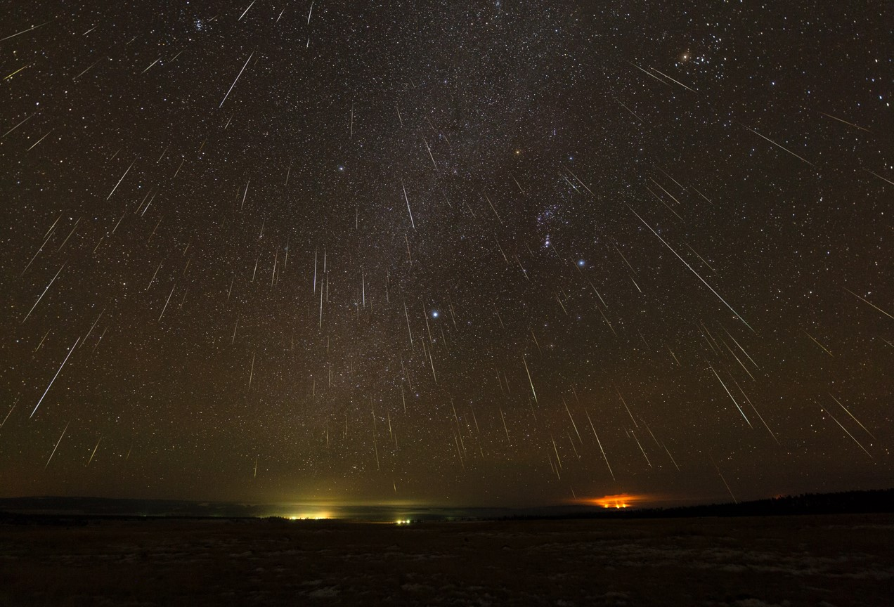 Meteor Activity Outlook For April 28 May 4 2018