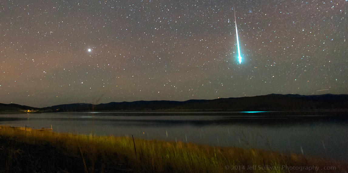 Meteor Activity Outlook for December 1-7, 2018