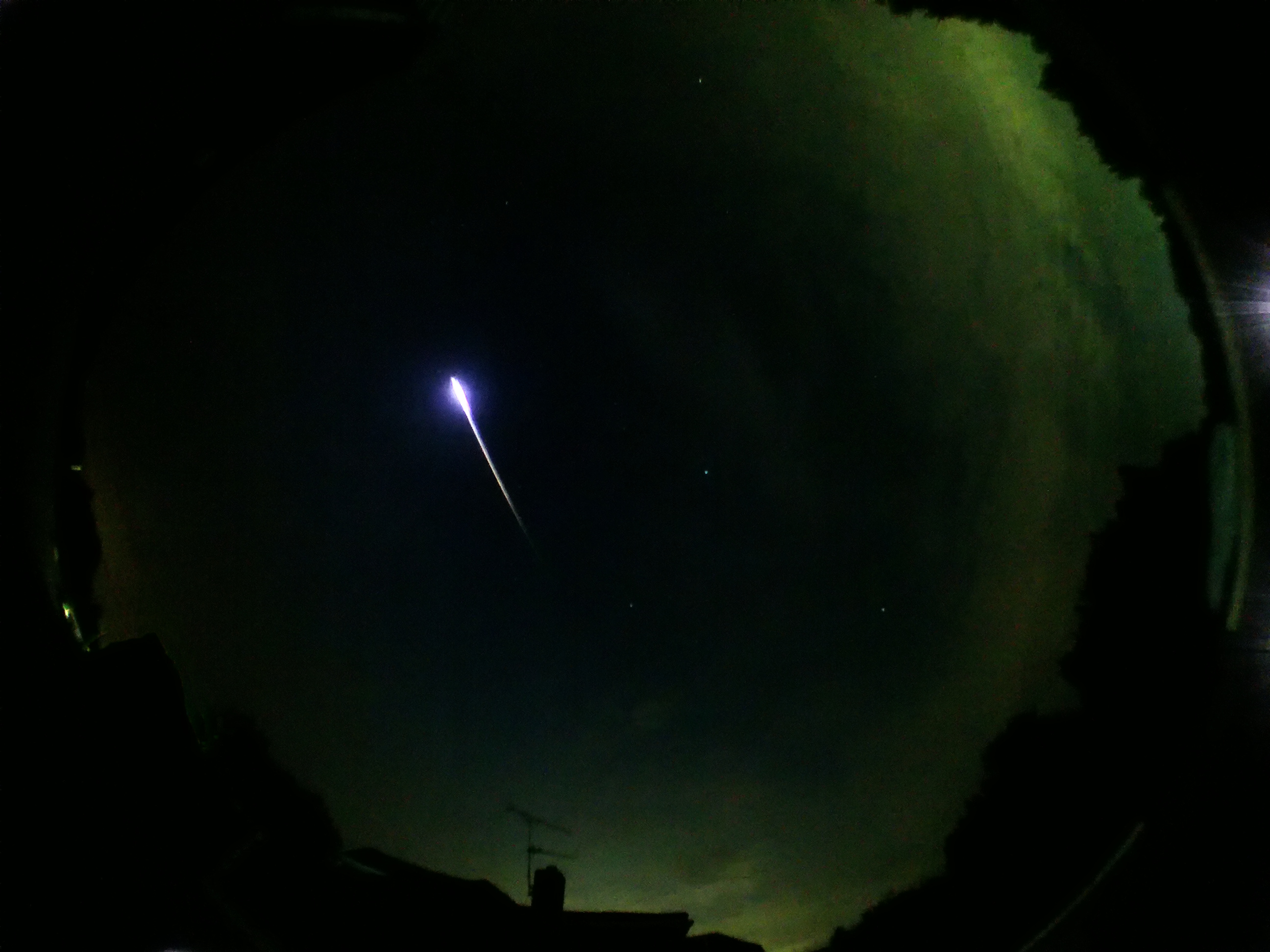 Meteor Activity Outlook for May 25-31, 2019 - American Meteor Society