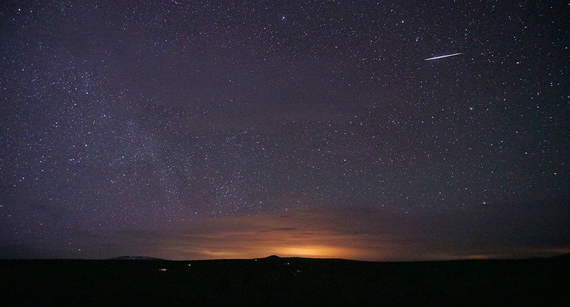 Meteor Activity Outlook for May 11-18, 2019 - American Meteor Society
