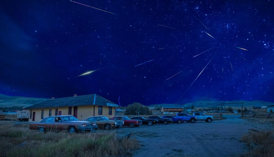 Meteor News - American Meteor Society