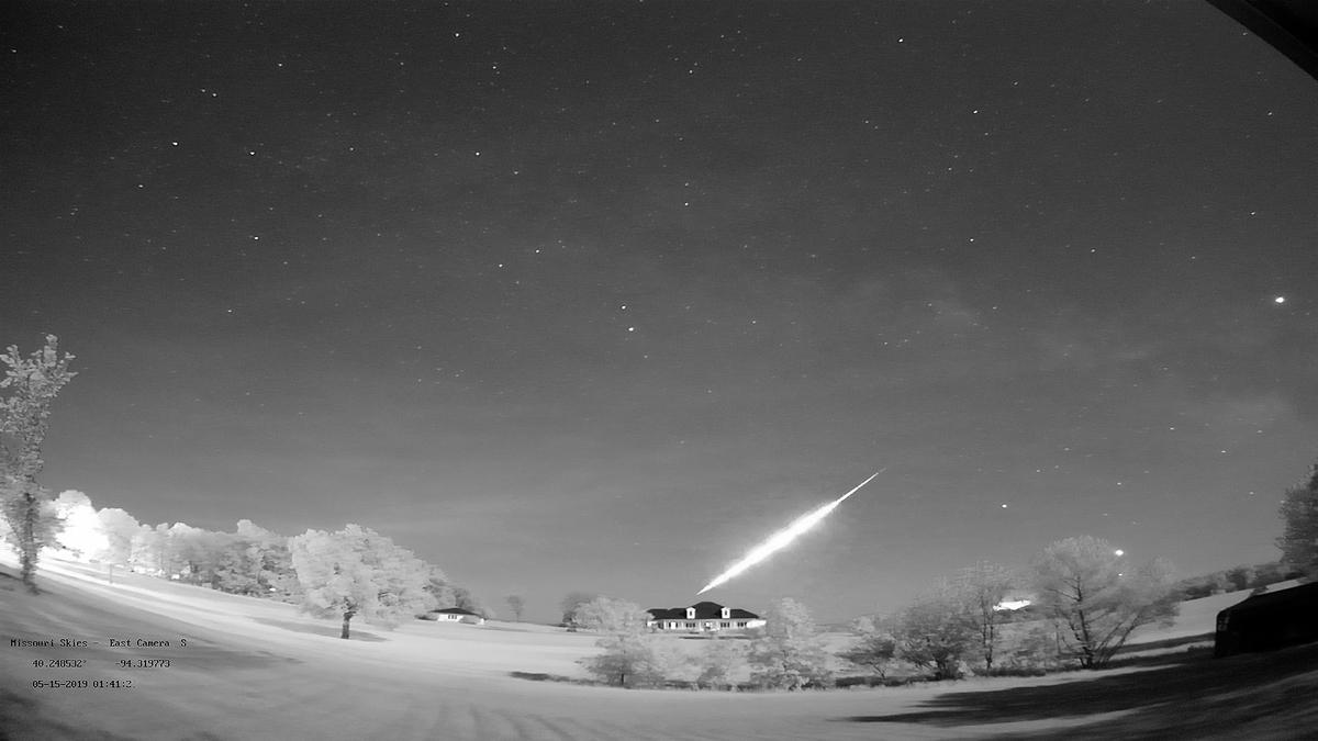 Meteor Activity Outlook for 9-15 November 2019