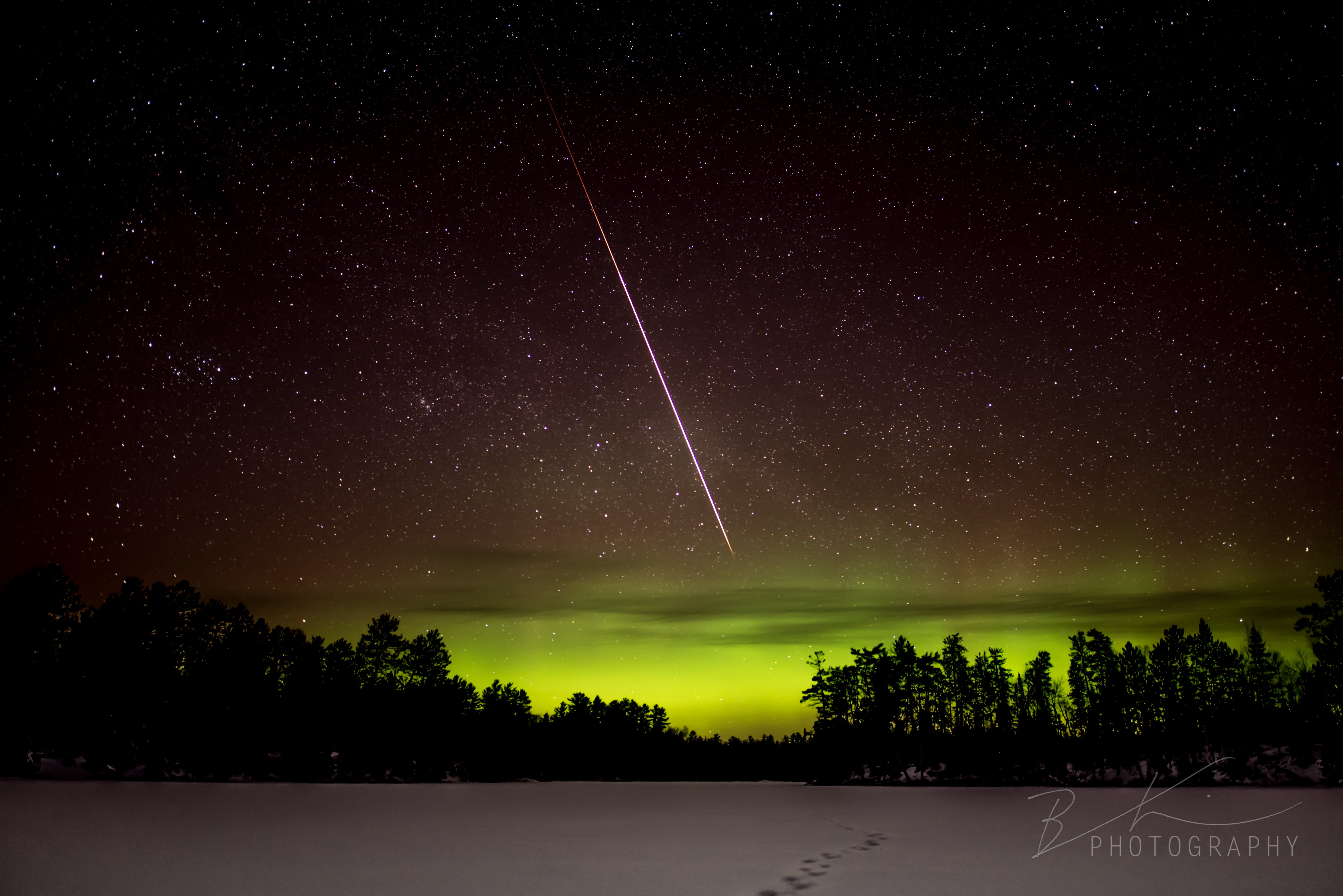Meteor Activity Outlook for April 24-30, 2021